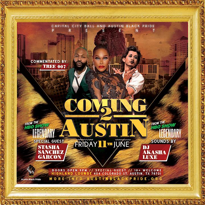 Coming to Austin Ball image