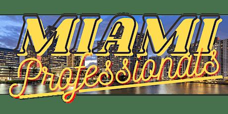 Miami Professionals @ Myron Mixon's BRICKELL entradas