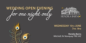 Hendra Barns Wedding Open Evening