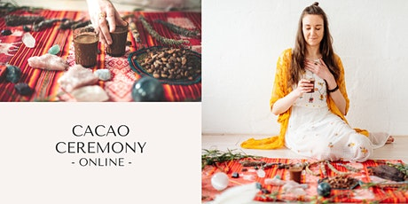 Cacao Ceremony ONLINE: Cacao Summer Love Tickets
