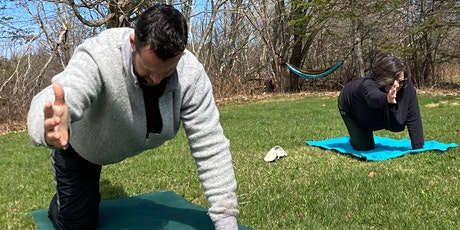 Free Yoga In the Park 2 tickets