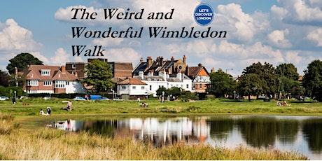 The Weird and Wonderful WIMBLEDON Virtual Tour tickets