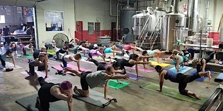 Yoga & Beer at Neshaminy Creek Brewing Company tickets