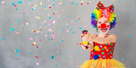 Summer Fun Saturdays - Just Clowning Around tickets