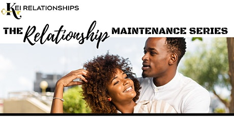 The Relationship Maintenance Series tickets