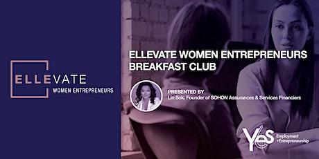 ELLEvate Breakfast Club: Creating A Simplified Business Plan tickets