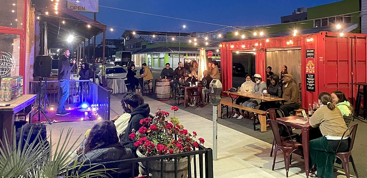 Craft Comedy OUTDOORS at Federation Brewing image