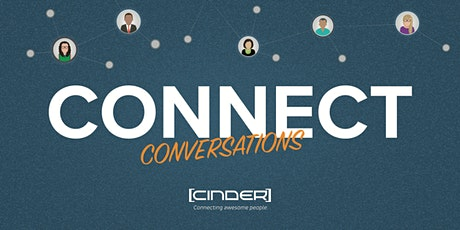 Connect Conversations with Cinder: PRIDE Month tickets