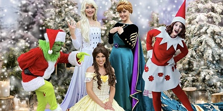 Twin Cities Holiday Princess Ball tickets