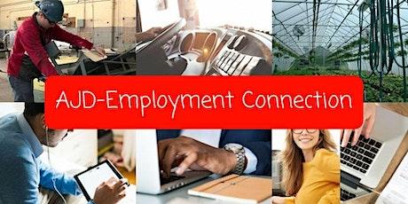 AJD-Employment Connection: Job Fair tickets
