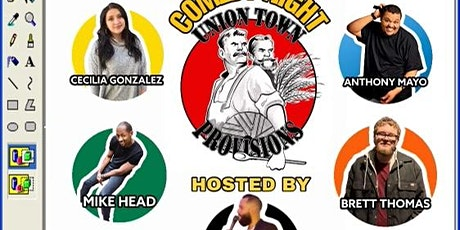 Comedy Night At Uniontown Provisions tickets