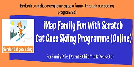 iMap Family Fun With Scratch Cat Goes Skiing Programme Tickets