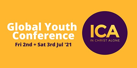 ICA Global Youth Conference 2021 tickets