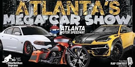 Atlanta's Mega Car Show tickets