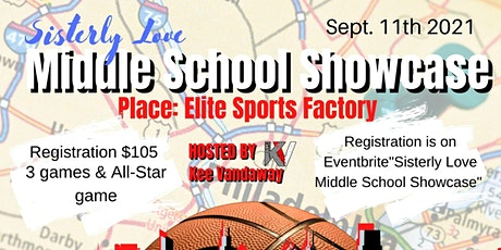 Sisterly Love Middle School Showcase tickets