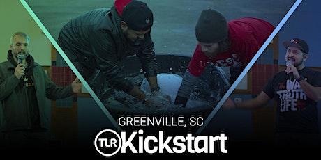 TLR Kickstart Weekend - Greenville, SC with Seth Roach and Ever Calamaco boletos