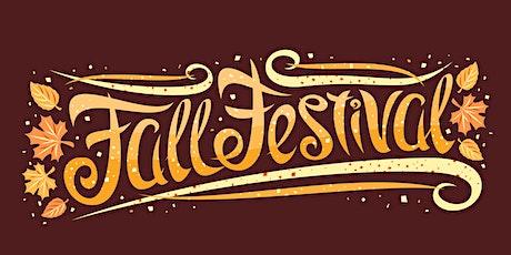 Fall Festival & Craft Show tickets