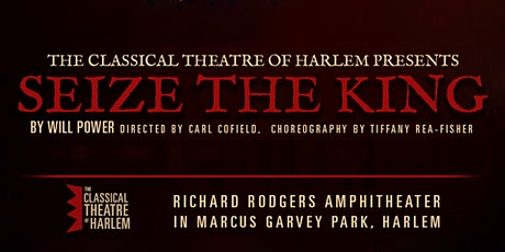 Jazzmobile & Seize The King (Opening Night) tickets