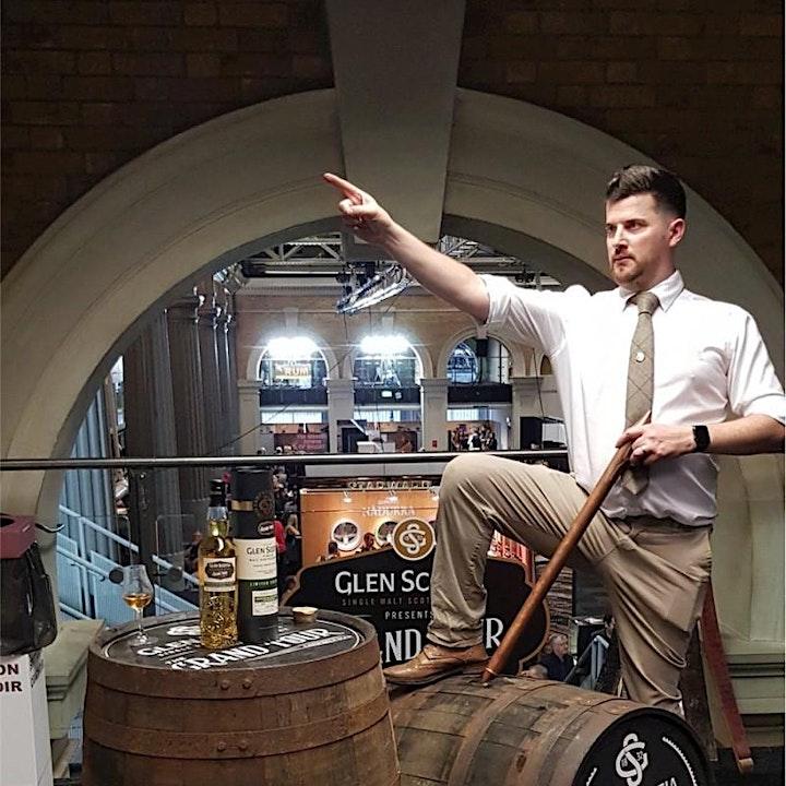 UKBG Presents: Whisky Tasting & Cooperage Masterclass with Glen Scotia image