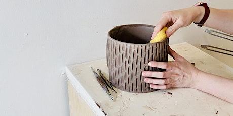Handbuilding Pottery Workshop @ Afton Road tickets