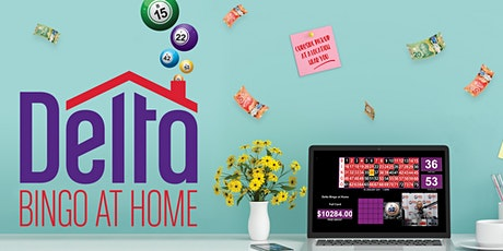 Delta Bingo at Home - June 16 tickets