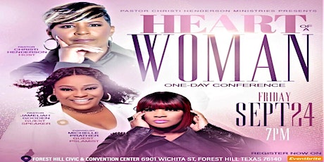 HEART OF A WOMAN tickets