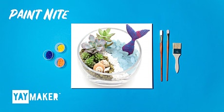 Virtual: Plant Nite: Make a Succulent Terrarium tickets