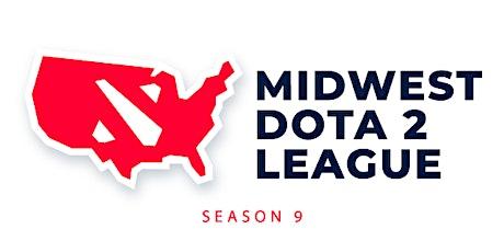 Midwest Dota 2 League Season 9 LAN tickets