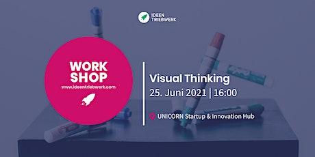 Workshop: Visual Thinking - by imsinne Tickets