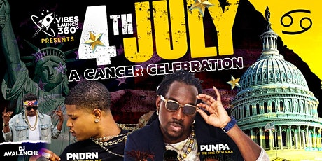THE 4th OF JULY I A Cancer Celebration tickets