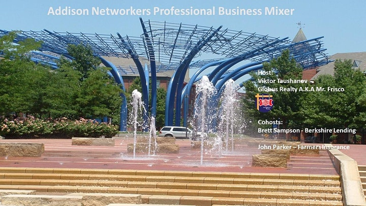Addison Networkers Professional Business Mixer image