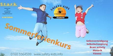 Safety Kids - s.t.a.r.k in  der  Schule Tickets