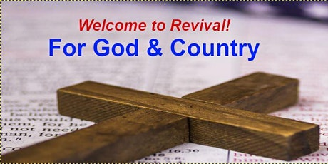 For God & Country Summer Revival tickets