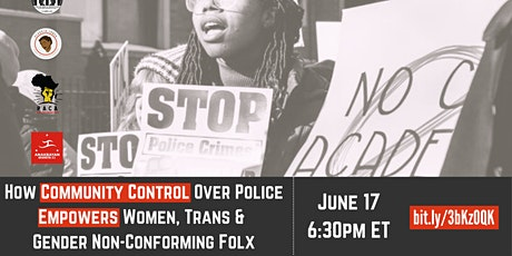 How CCOP Empowers Women, Trans & Gender Non-Conforming Folx tickets