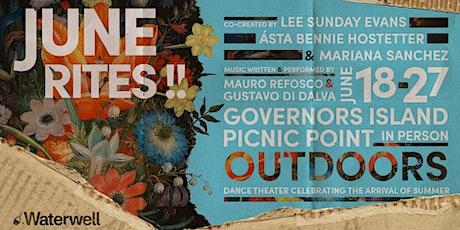June Rites !! tickets