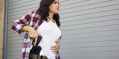 June 25th Evening *Womens Only* - Free Concealed Carry Course tickets