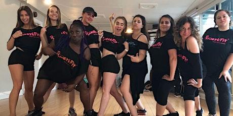 TwerkFit Dance Fitness tickets