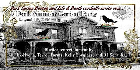 Dark Spring Boston's Summer Garden Party tickets