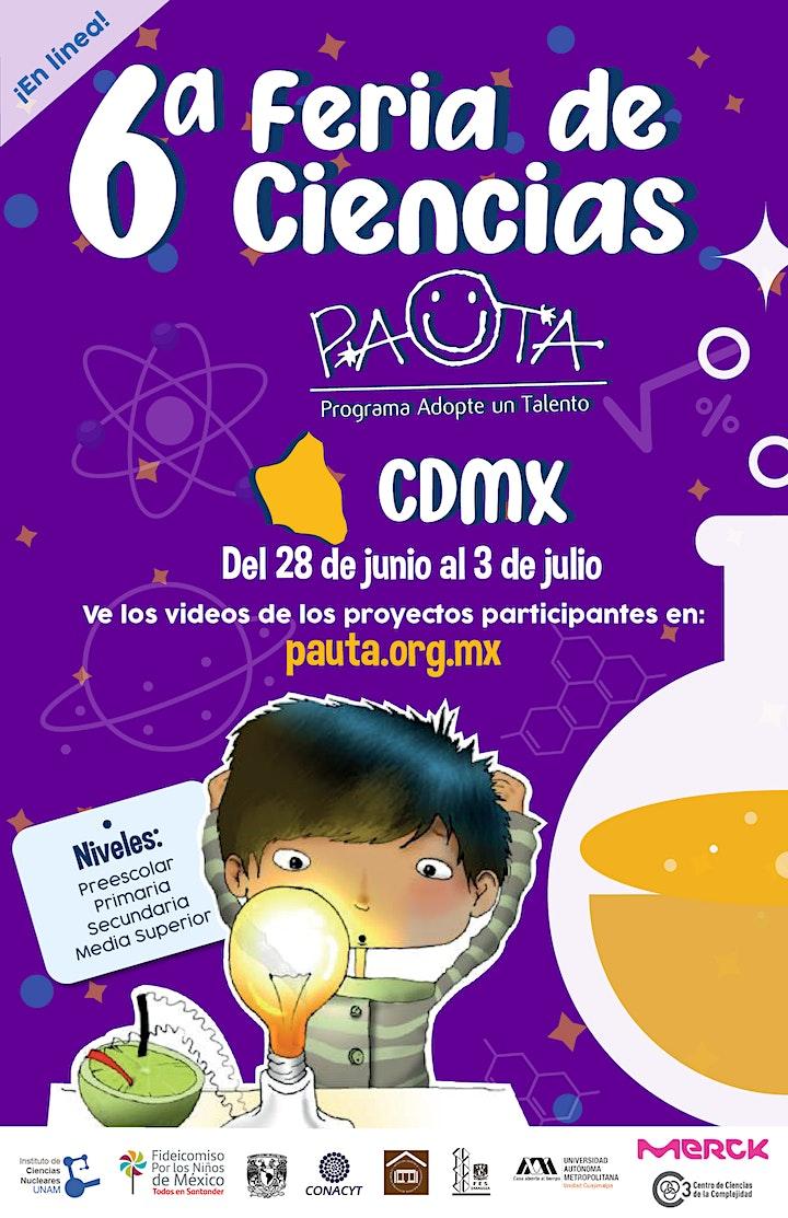 Imagen de Feria PAUTA CDMX 2021