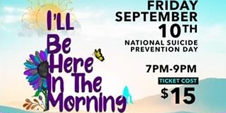 Blue Lotus Rising, LLC presents I'll be here in the morning! tickets