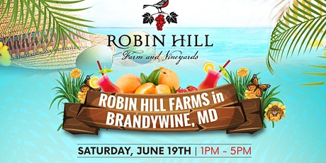 2021 TMAME SONSational Summer Series - Ladies' Outing to Robin Hill Farms tickets