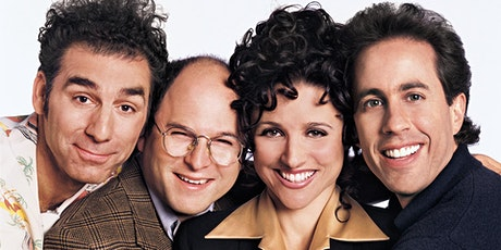 Seinfeld Trivia – Master of Your Domain (Expert Level) tickets