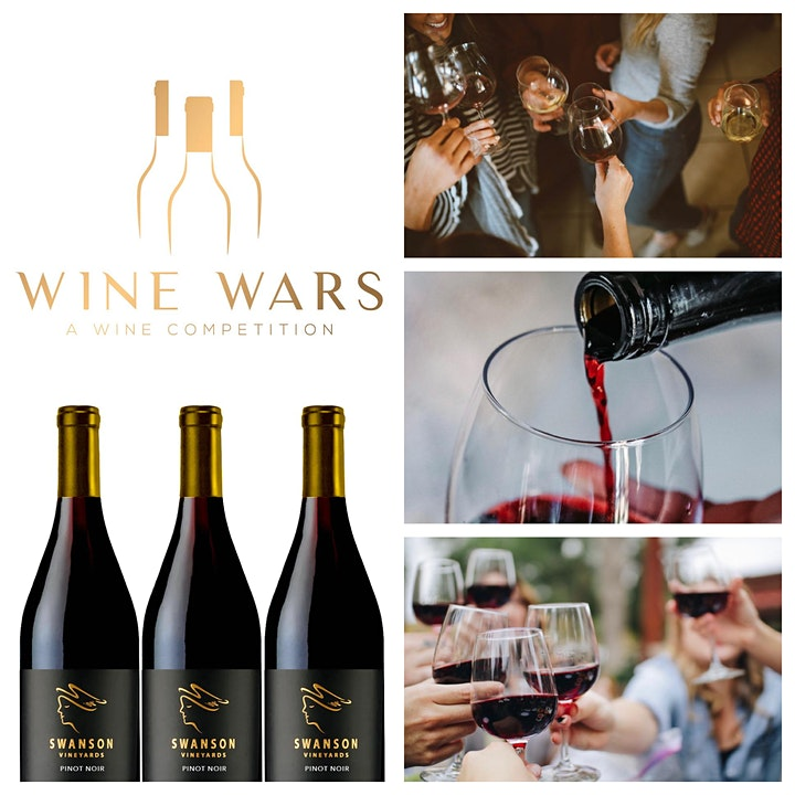 Wine Wars - A Wine Competition image