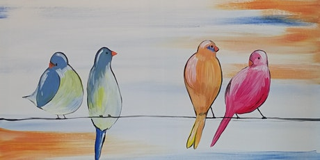 Paint Party at Jack Rabbit Brewing with Creatively Carrie! tickets