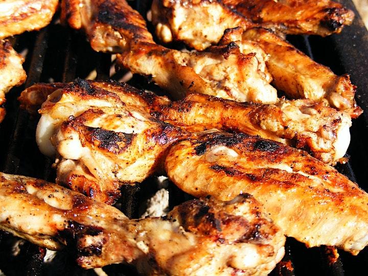 Chicken BBQ Benefit - Penngrove Social Firemen image