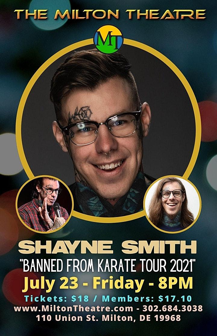 Shayne Smith: Stand-Up Comedy image
