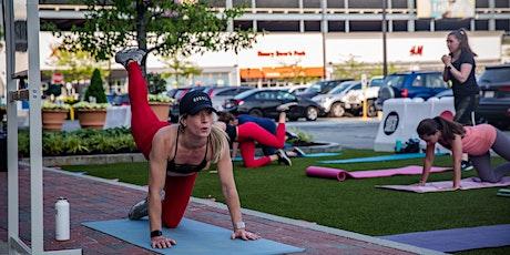 Ladies of Legacy Outdoor Sweat Series: HIIT/Self Defense tickets