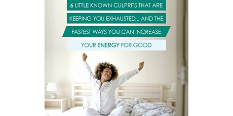 Fastest Ways You Can Increase Your Energy for Good tickets
