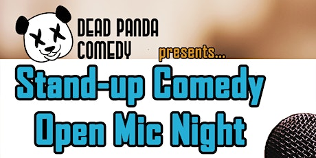 Stand-up Comedy Open Mic at Blind Onion Pizza tickets