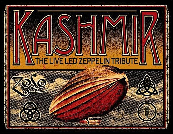 Kashmir - The Live Led Zeppelin Show! image